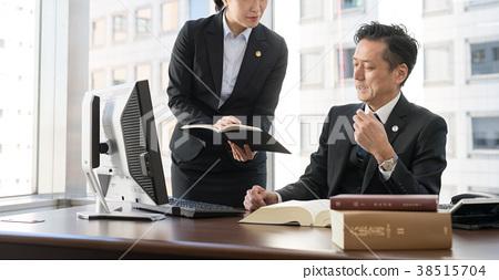 律師中間律師辦公室辦公室圖像 38515704