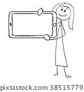 businesswoman, business, woman 38515779