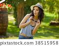 hat, summer, sunny 38515958