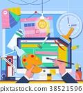 concept web design 38521596