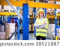 woman young worker 38521887