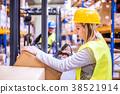 worker work warehouse 38521914