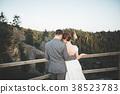 新娘 婚礼 新郎 38523783