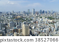 도쿄 풍경 롯폰기 도라 노몬 방면 38527066
