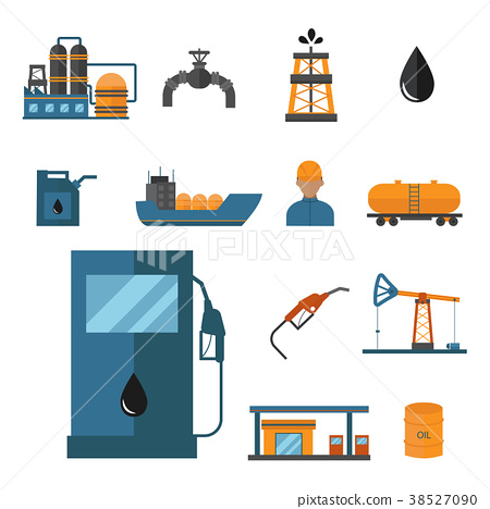 Mineral oil petroleum extraction production 38527090