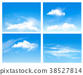 Collection of backgrounds with blue sky  38527814