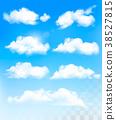 cloud, vector, transparent 38527815