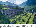 Jiufen ruins ruin 38527913