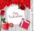 valentine, greeting, happy 38527930