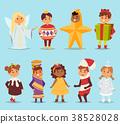 vector, carnival, costume 38528028
