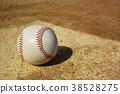 Home Base and Ball 38528275