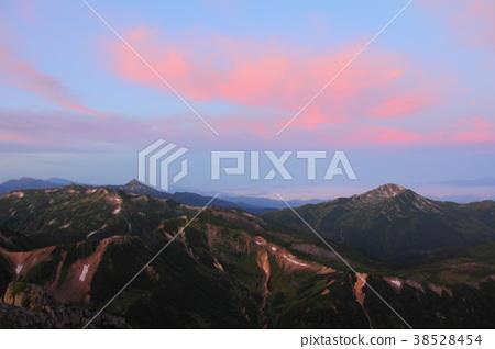 北阿尔卑斯 关于山的照片 山的摄影 38528454