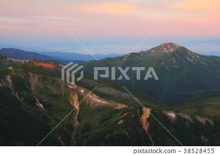 北阿尔卑斯 关于山的照片 山的摄影 38528455