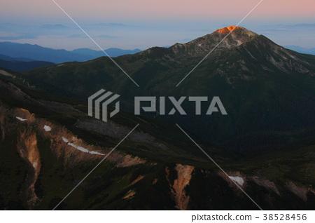 北阿尔卑斯 关于山的照片 山的摄影 38528456
