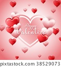 valentine, day, red 38529073