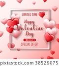 valentine, sale, happy 38529075
