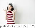 女性美的形象 38530775