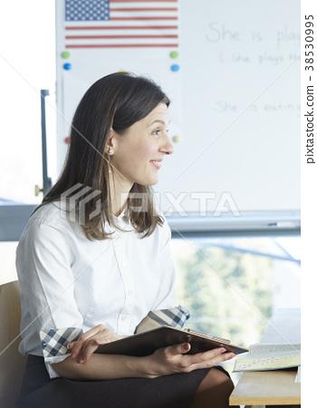 영어 회화 교실 강사 38530995