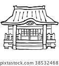 一座寺庙 38532468
