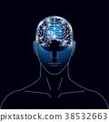 大腦 頭腦 突觸 38532663