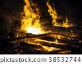 모닥불의 이미지 38532744
