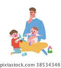 家庭 家族 家人 38534346