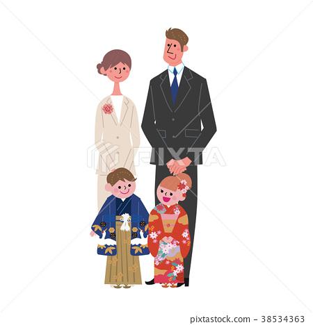 家庭 家族 家人 38534363