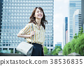 Female Business OL Commute 38536835