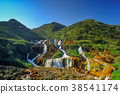 Jiufen falls waterfall 38541174