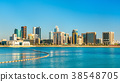 Skyline of Manama Central Business District. The 38548705