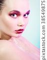 professional female makeup 38549875