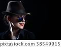 帽子 太陽鏡 墨鏡 38549915