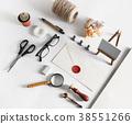 Corporate stationery set 38551266
