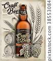 Craft beer ads 38553084