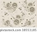 นกจาบคา,ผึ้ง,ทานตะวัน 38553185