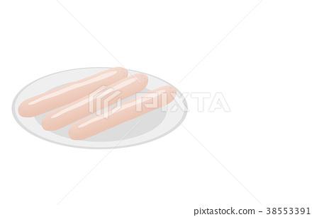 矢量 食品 原料 38553391