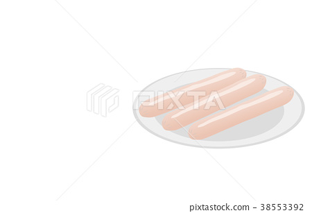 矢量 食品 原料 38553392
