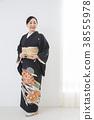 신부 이미지 일본식의 미들 여성 38555978