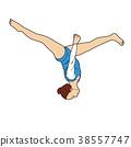 gymnastic, sport, sports 38557747