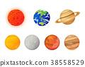 벡터, 행성, 천체 38558529