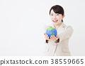 female, lady, woman 38559665