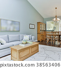 Living Room Interior Design 38563406