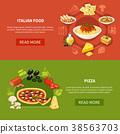 italian, cuisine, horizontal 38563703
