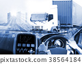 transport and import-export commercial logistic 38564184