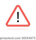 sign, warn, warning 38564675