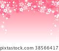벚꽃 배경 38566417