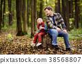 森林 树林 父亲 38568807