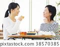 烙餅 煎餅 茶 38570385