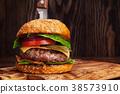 burger beef hamburger 38573910