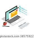 แล็ปท็อป,ภาพสามมิติ,อีเมล 38575922